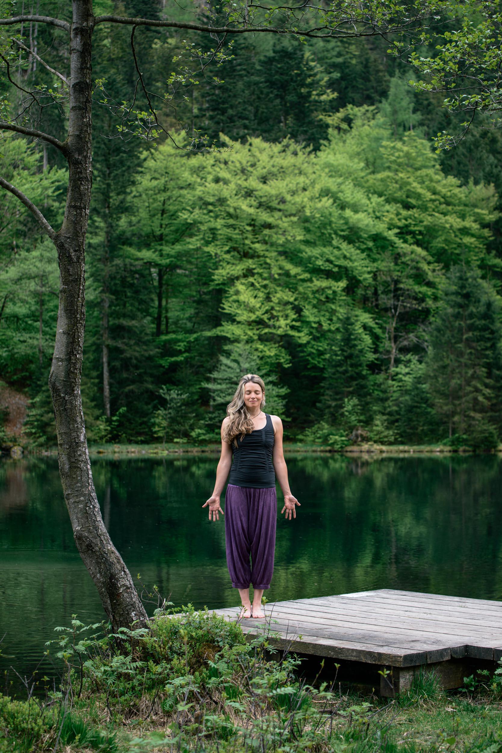 Gesundheit durch Meditation