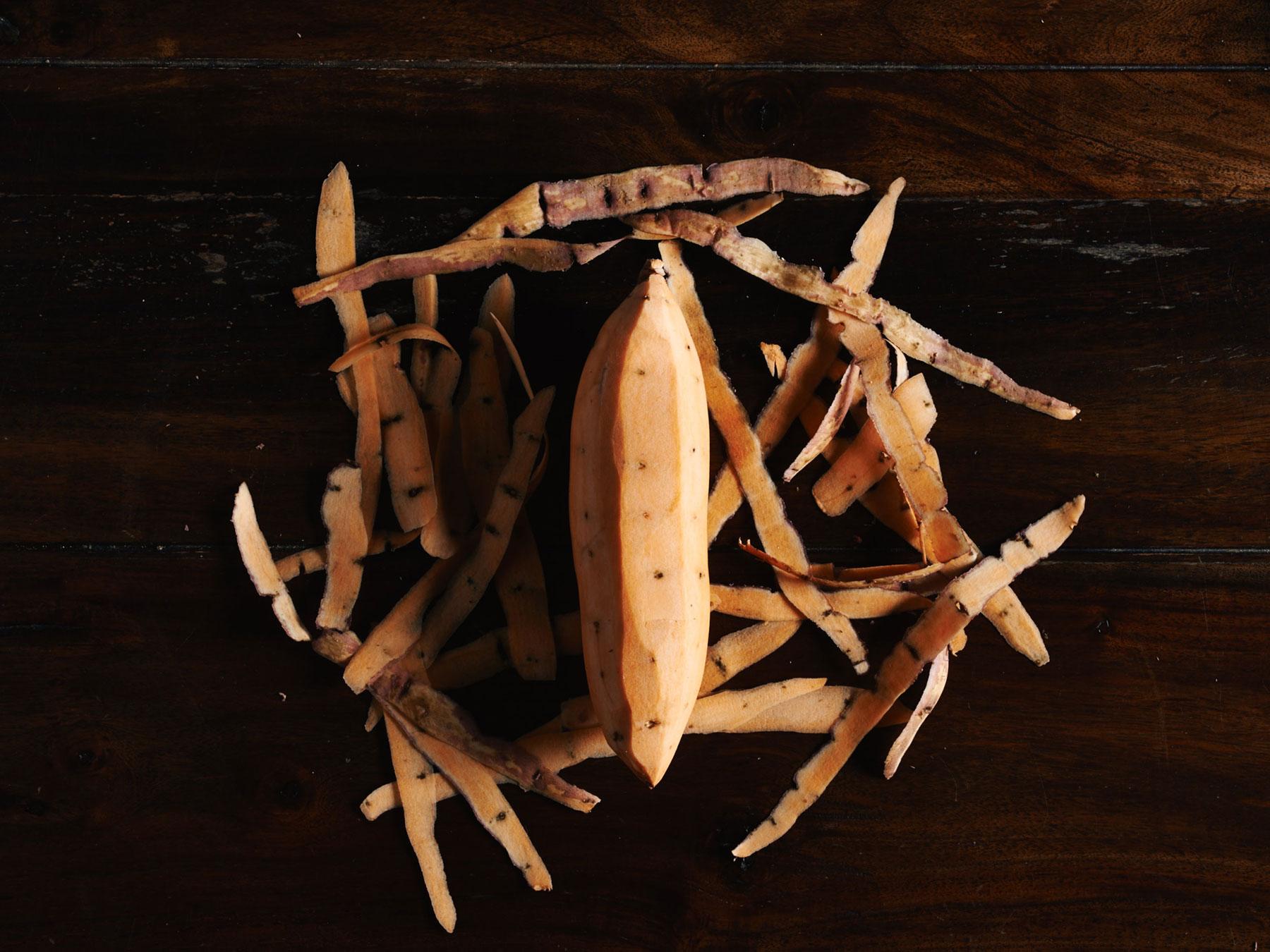 Die Süßkartoffel ist eine wohlschmeckende Alternative zur Kartoffel.