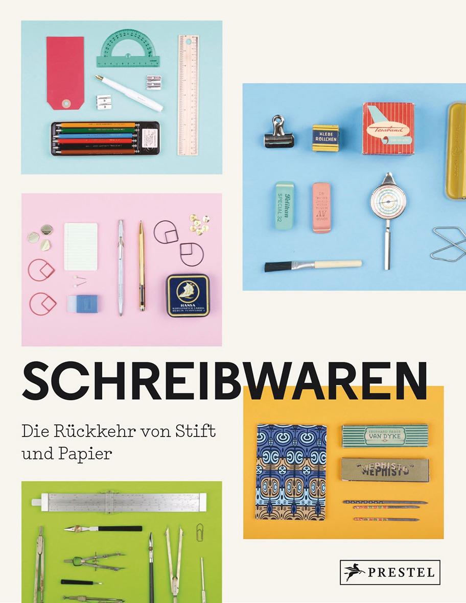Schreibwaren von Luca Bendandi im Prestel Verlag