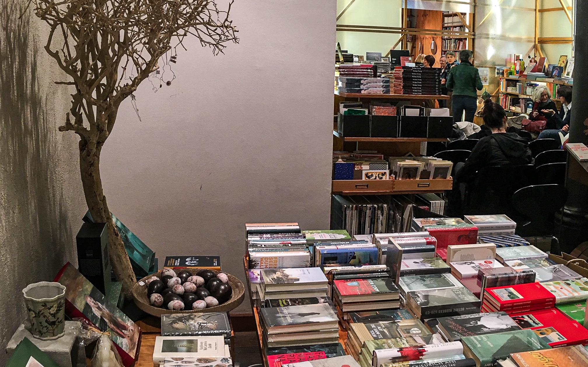 Eine Woche wird in den unabhängigen Buchhandlungen gefeiert.