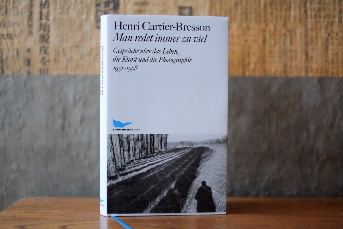 Buchtipp von wohlergehen Henri Cartier-Bresson
