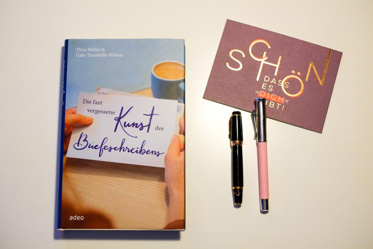 Inspirationen nicht nur für den Valentinstag zum Briefe schreiben.